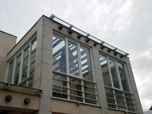 Cobertura de edifício
