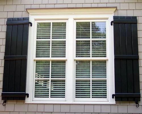 Portadas de janela